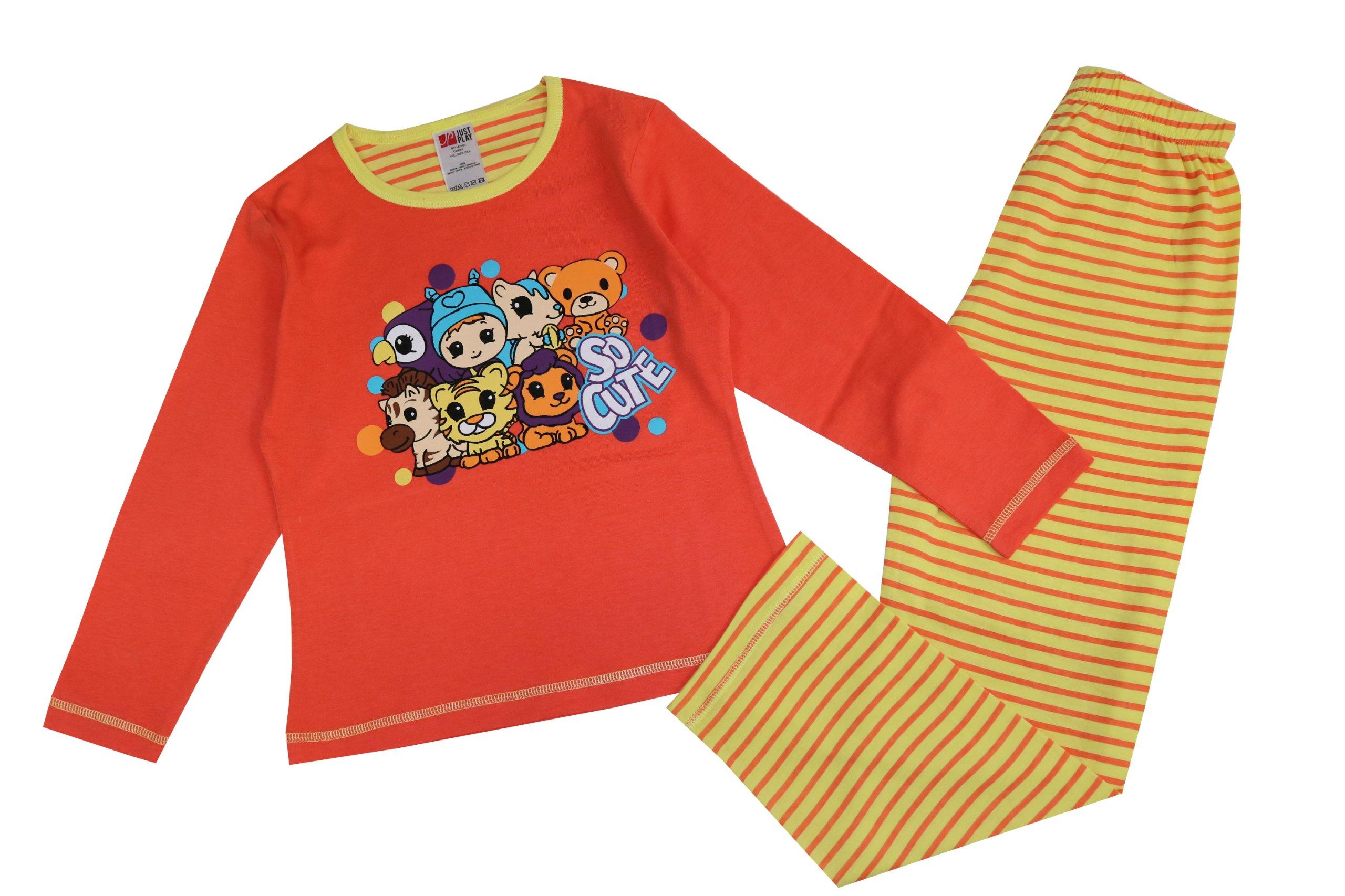 58a2cd5270e96c Piżama dziewczęca długi rękaw + spodnie 134-140 - 7074011545 ...
