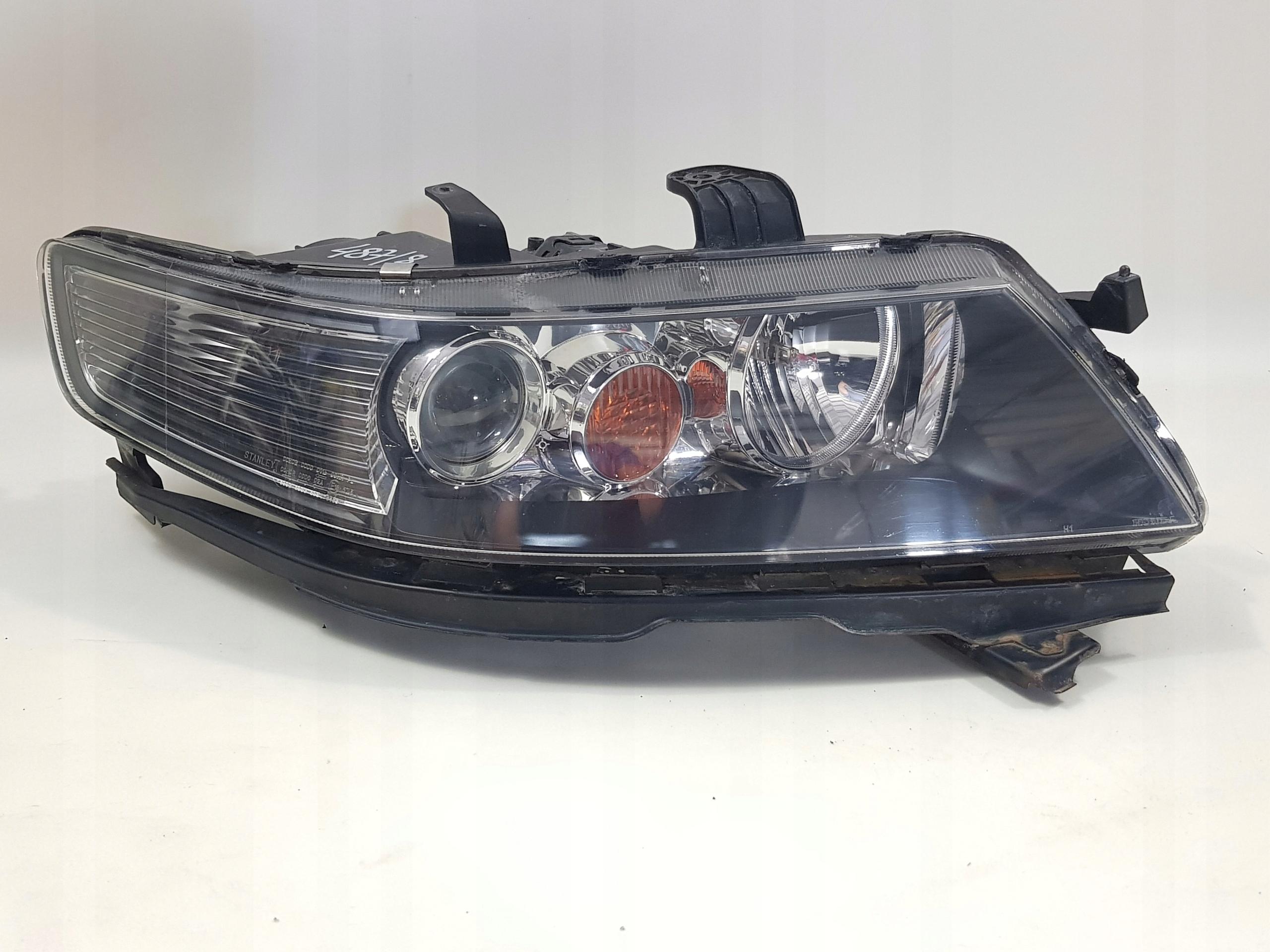 Honda Accord Vii 03 05r Lampa Przednia Prawa Eu 7572883398
