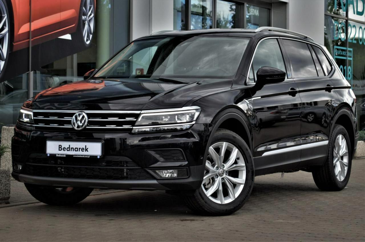 Volkswagen Tiguan Allspace 2.0 TDI 150 KM DSG -