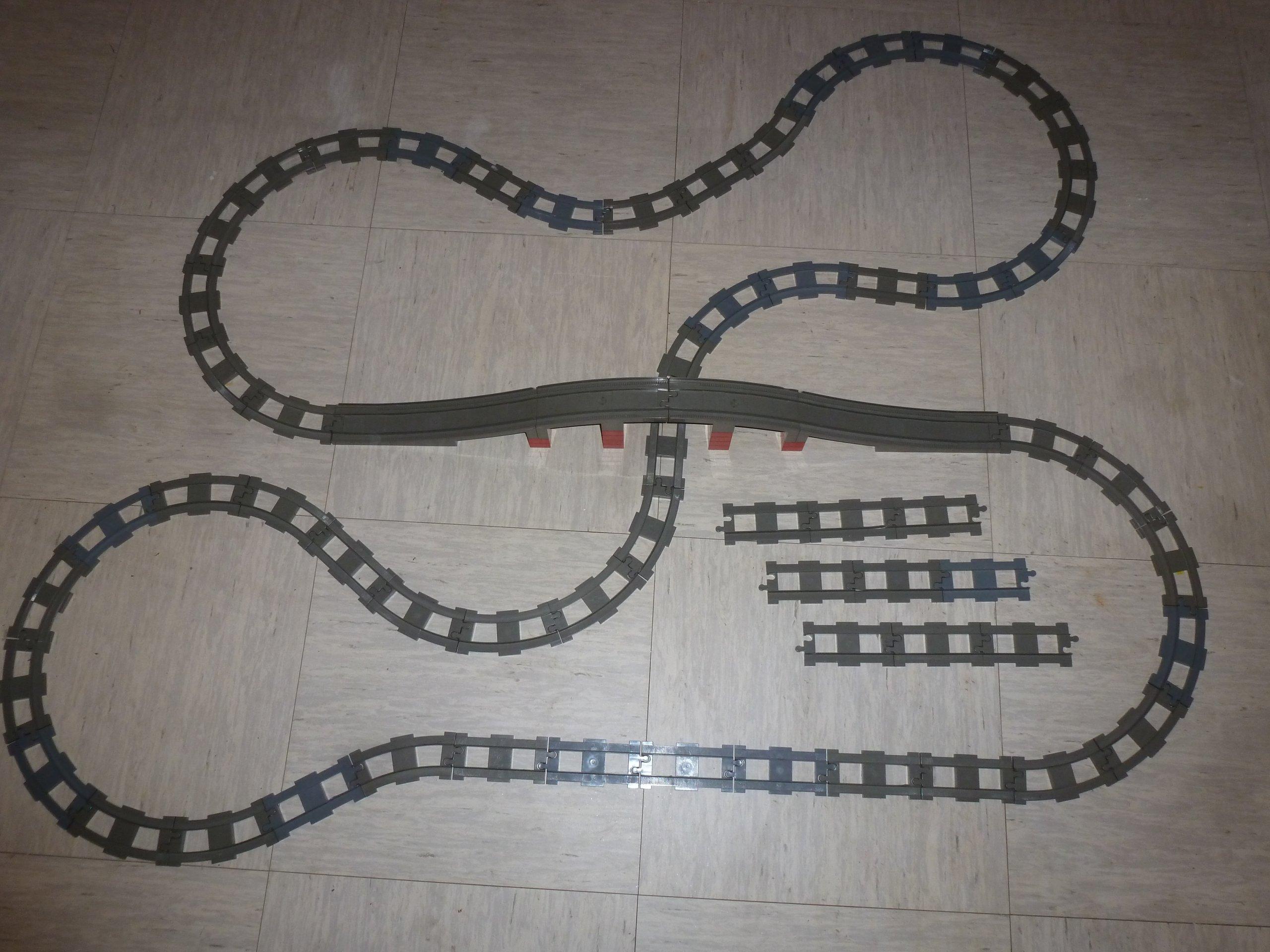 Ks Lego Duplo Most Tory łuki I Proste Gorszy Sort 7376033628