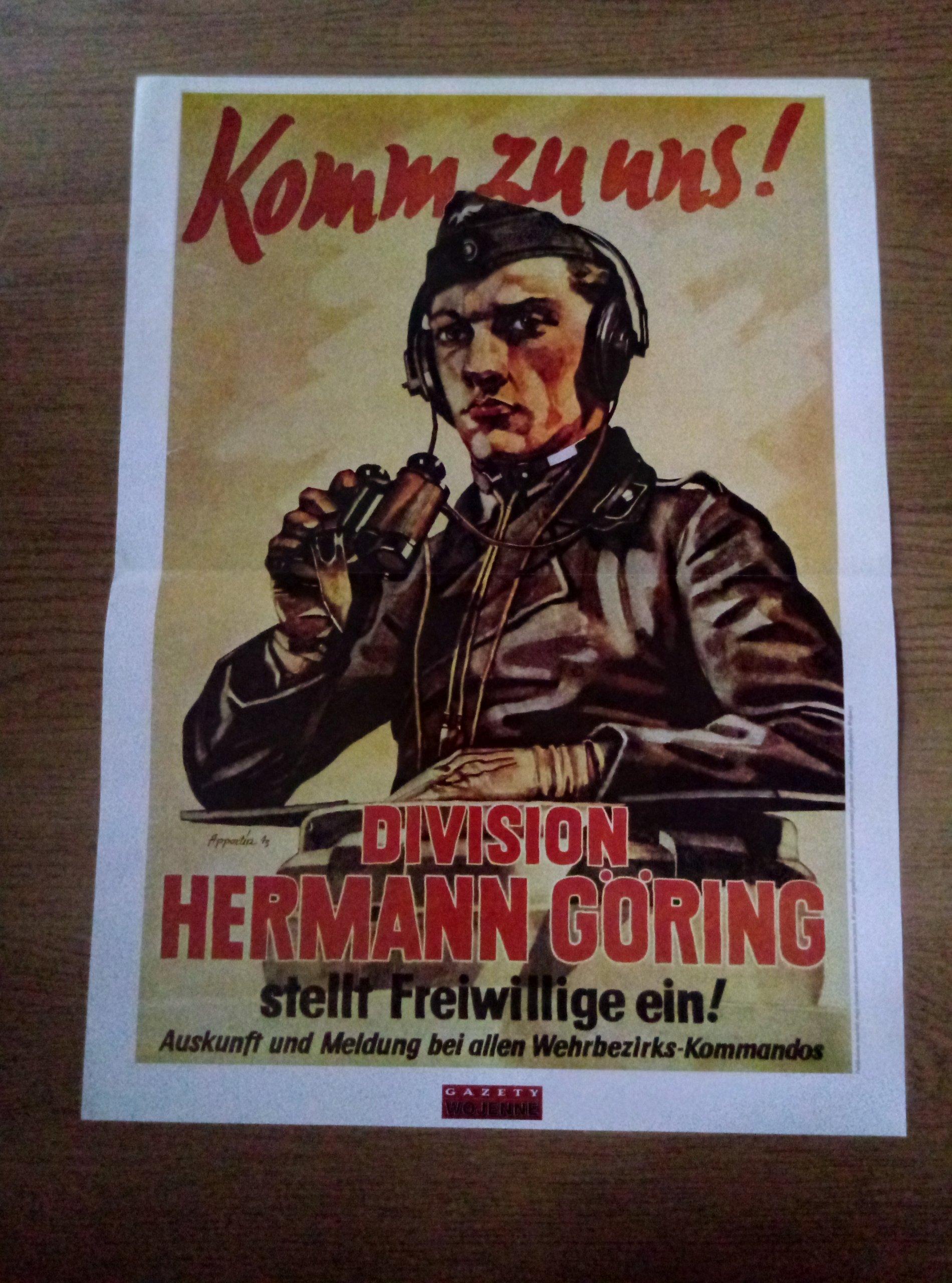 Plakat Ii Wojna światowa Reprint 7012346457 Oficjalne