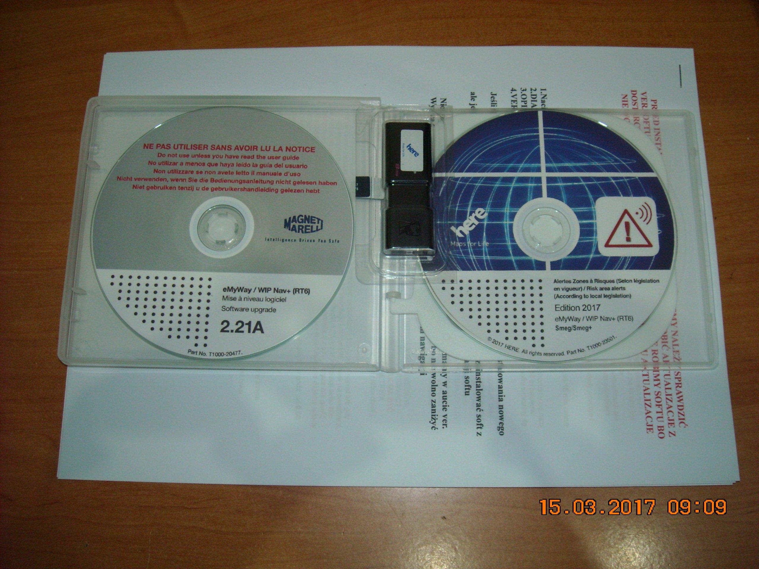 Peugeot 208 Smeg Radio Software Update
