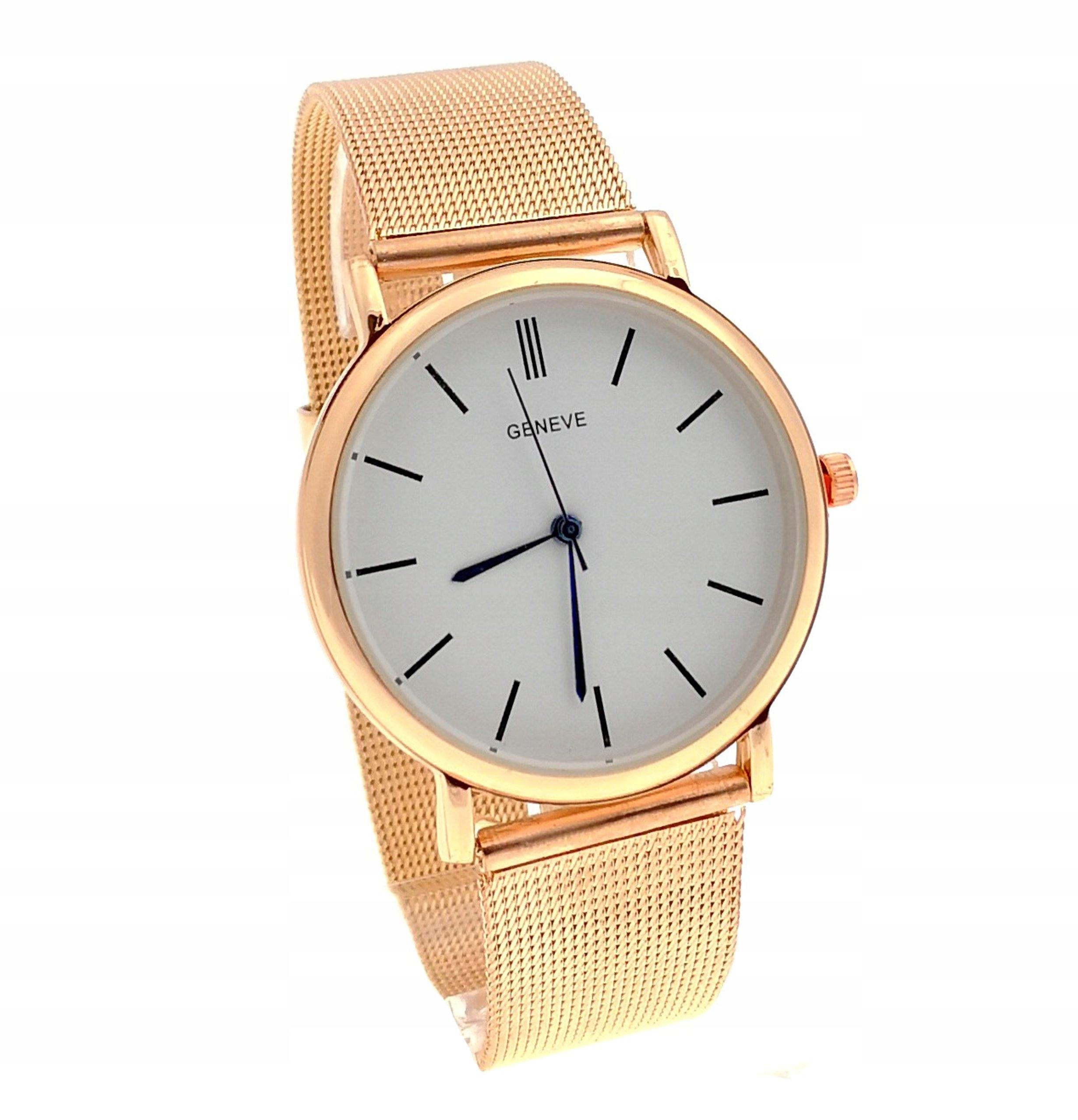 06096f631eb ZEG101-1 Zegarek classic kolor różowe złoto - 7173087219 - oficjalne  archiwum allegro