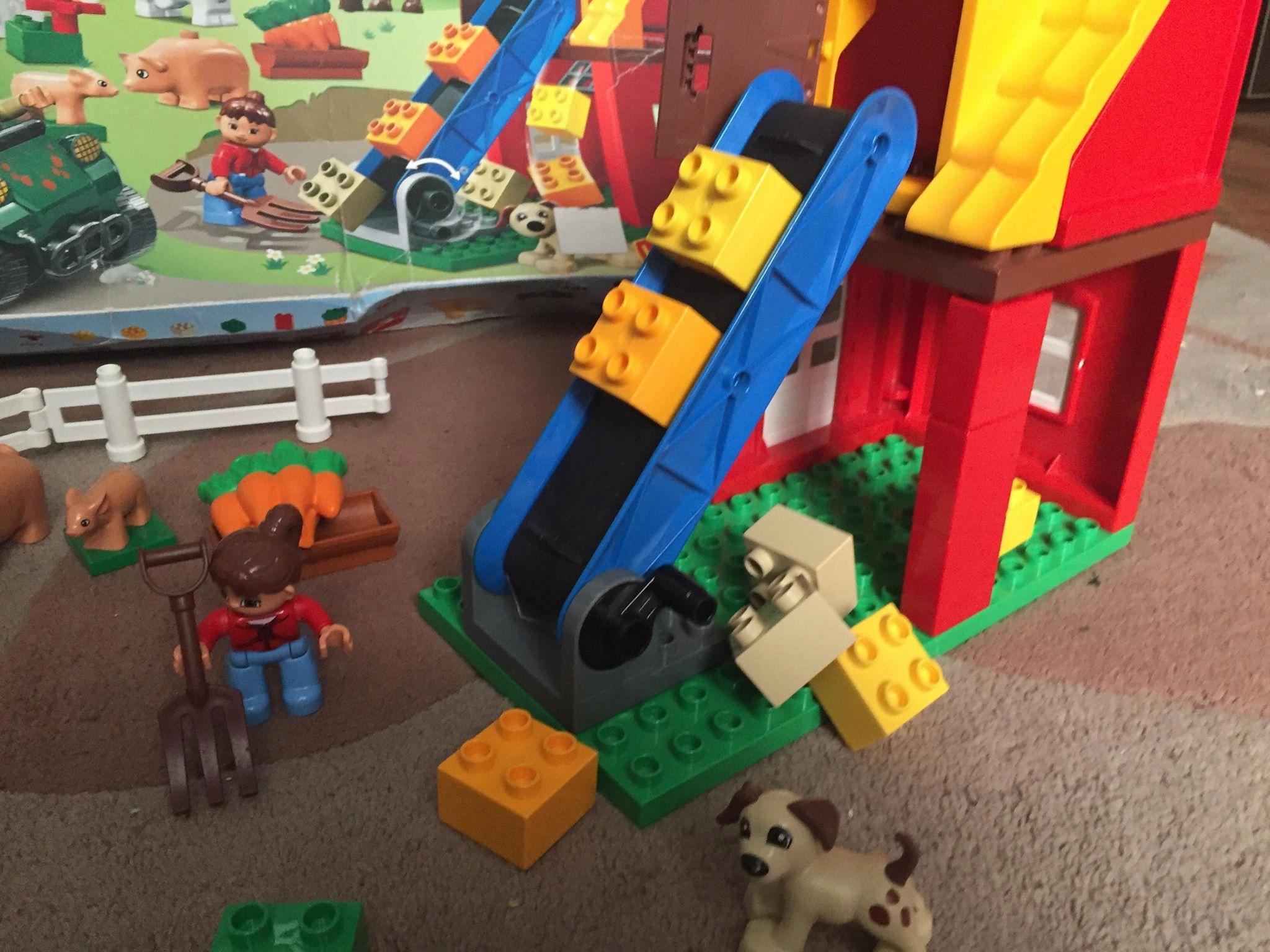 Klocki Lego Farma 4975 Duży Zestaw 7635165965 Oficjalne Archiwum