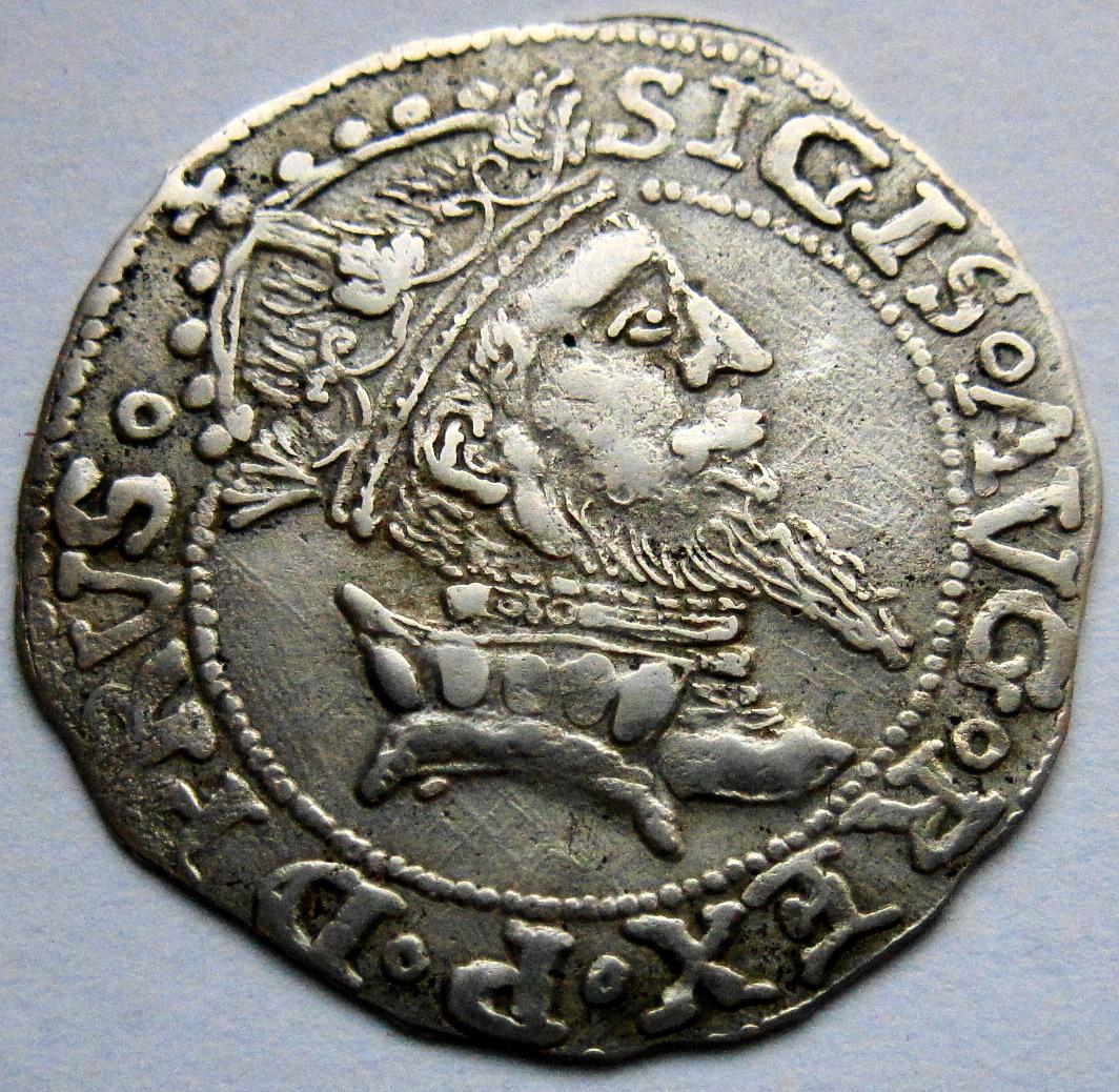 Grosz gdański 1556     R3