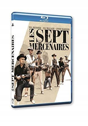 Siedmiu Wspanialych Blu-Ray Angielska Wersja Jez