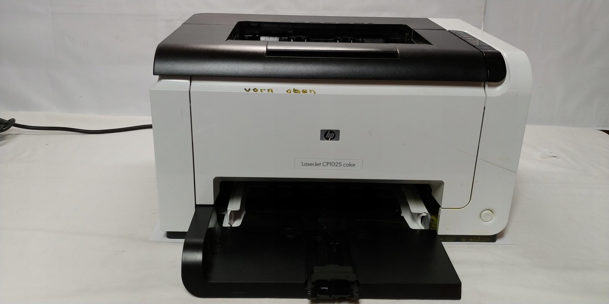 Drukarka Laserowa Kolorowa HP LaserJet Pro CP1025