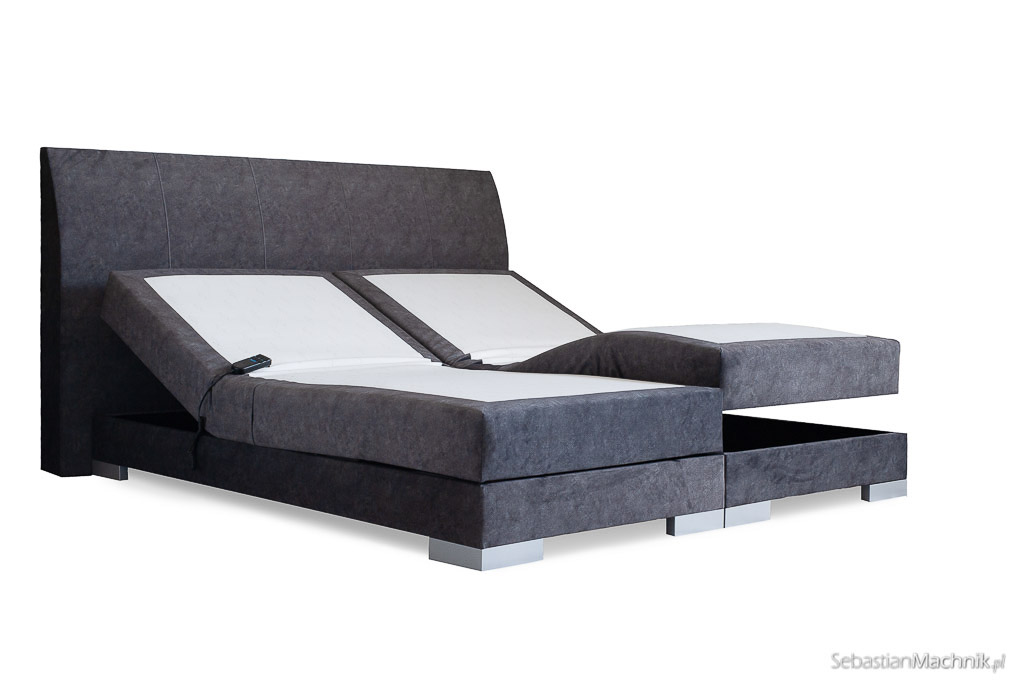 łóżko Elektryczne Kontynentalne Miami 180200 7675354955
