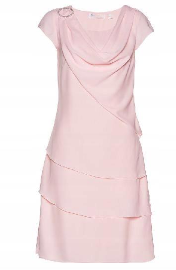 d509d5a804 BPC 48 Sukienka szyfonowa w optyce warstwowej. - 7790321810 ...