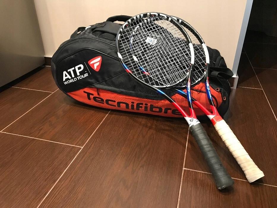 Rakiety tenisowe Tecnifibre TFight DC + thermobag
