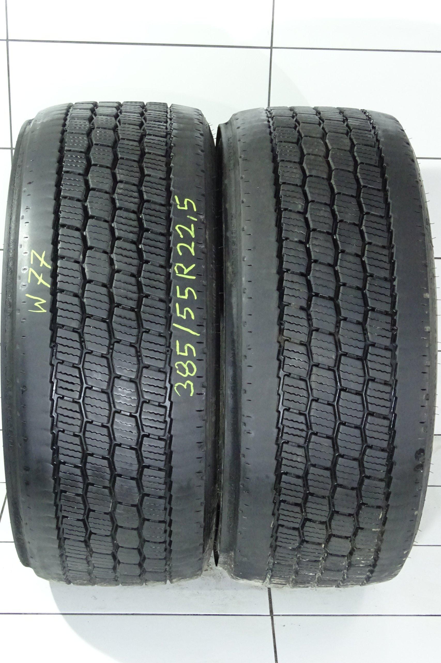 Opony Wielosezonowe 38555r225 Michelin Xfn 2 W77 7188963049