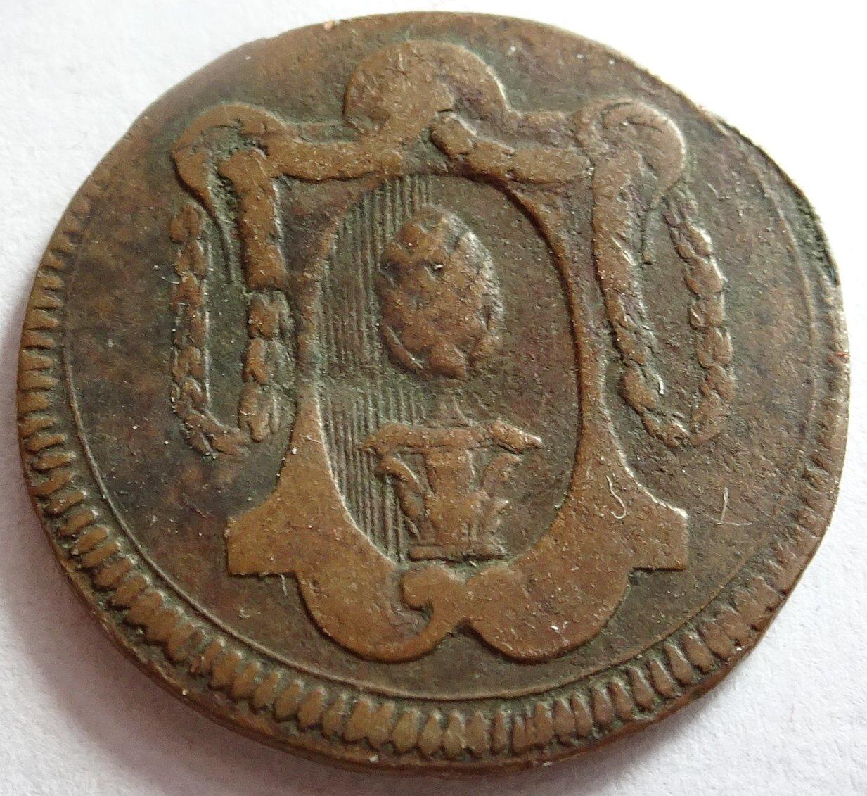 Augsburg 1 Pfennig 1786  (A3)