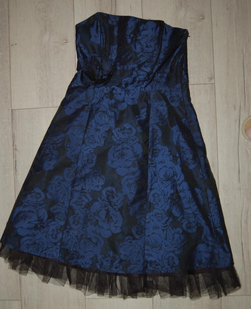 123079d677 GEORGE śliczna sukienka r. 40 - 7198070117 - oficjalne archiwum allegro