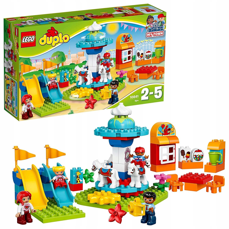Lego Duplo 10841 Wesołe Miasteczko 7586057509 Oficjalne Archiwum