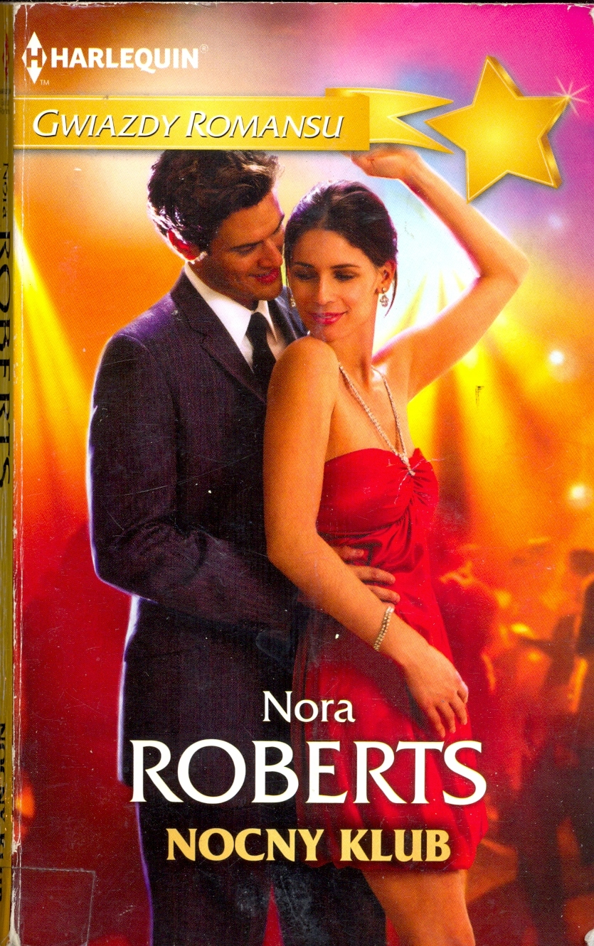 Harlequin Gwiazdy romansu Nocny klub Roberts