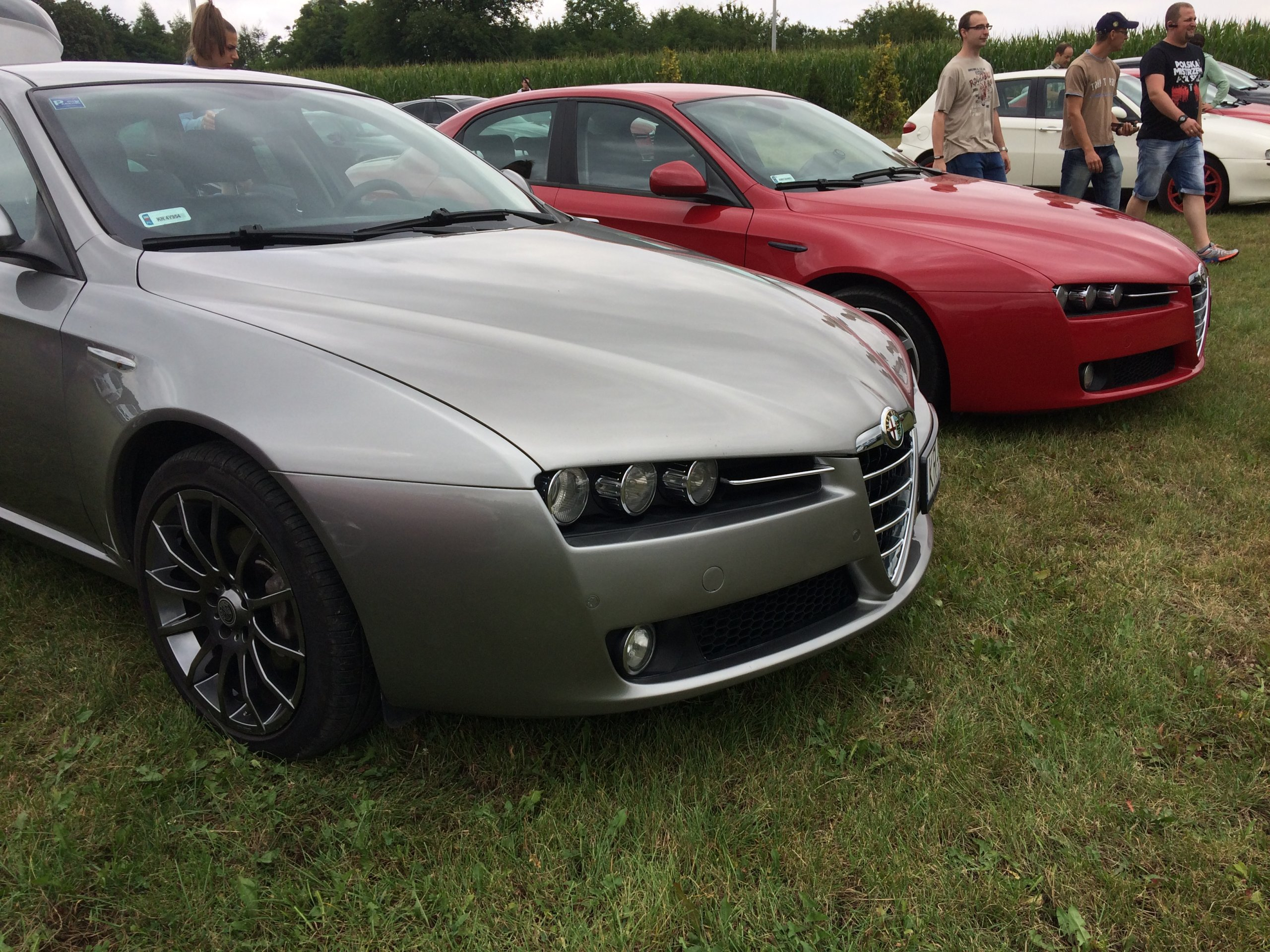 Alfa Romeo 159 1 9 JTDM SW od Alfaholika zadbana