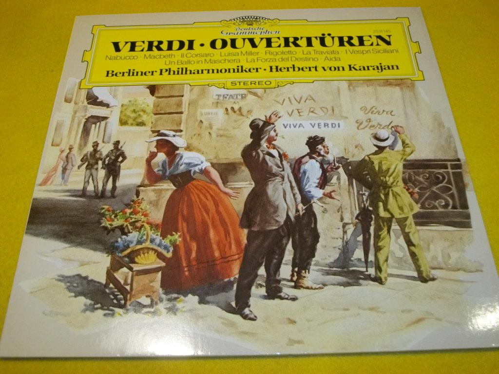 Verdi- Uwertury---- Super stan