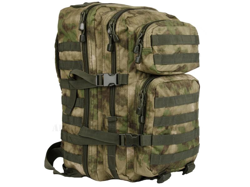 080eb6f63fc6c DUŻY PLECAK taktyczny Assault MIL-TEC 36L A-TACS - 7533978283 ...
