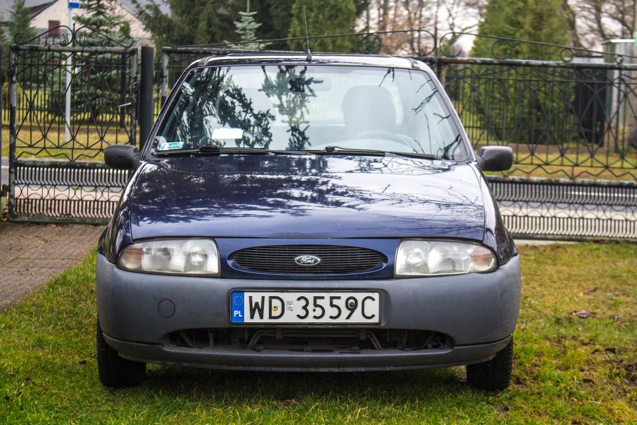 Ford Fiesta MK4 1998r.