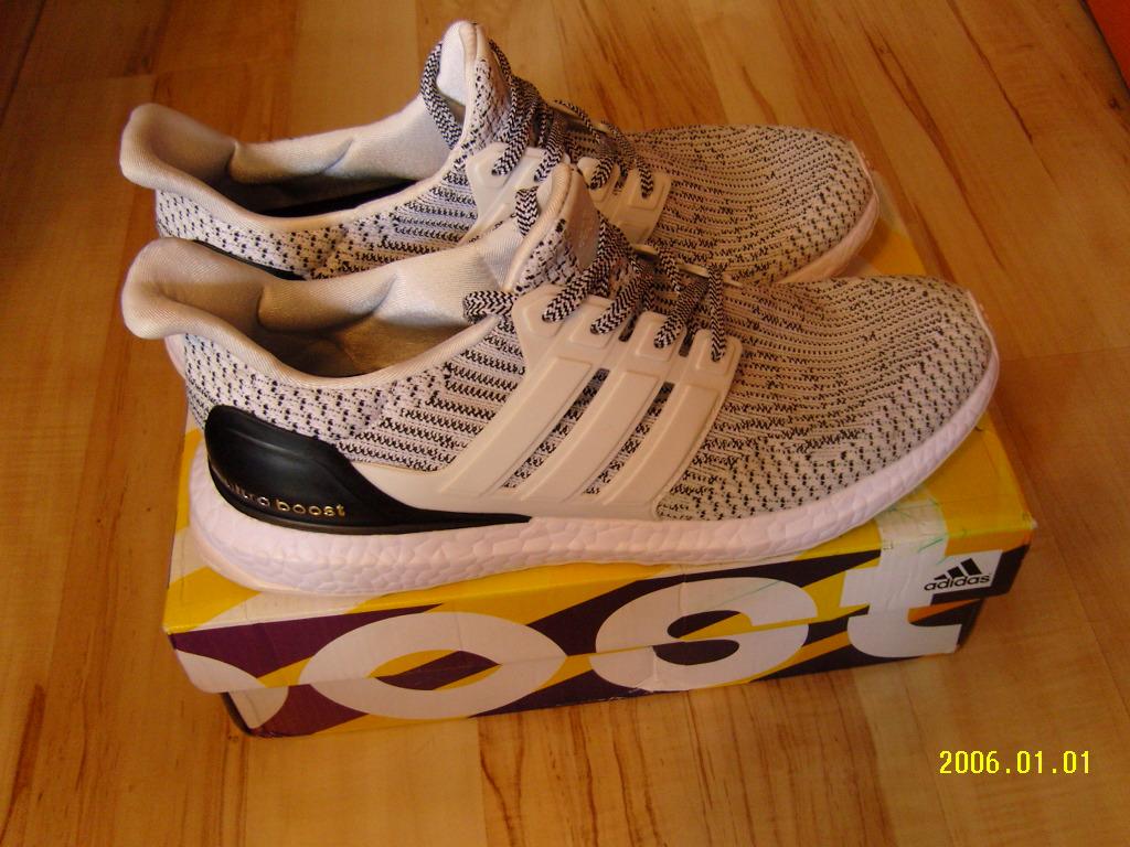 Adidas ulta boost roz 45 Zebra