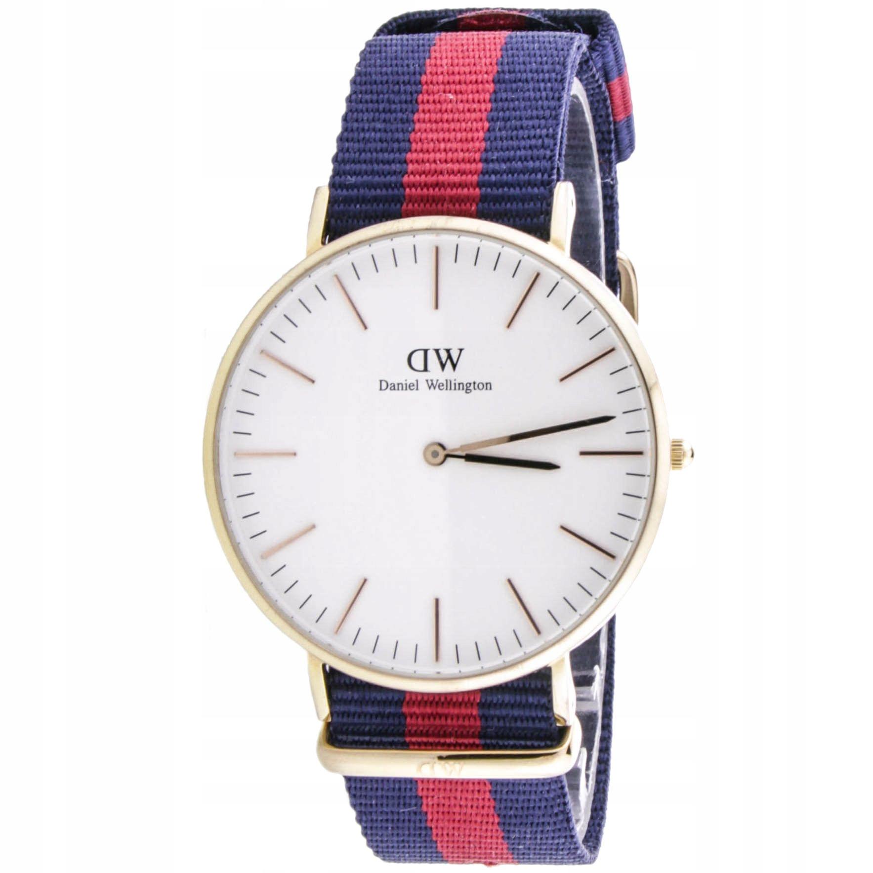 44586e34ea9d26 Zegarek DANIEL WELLINGTON 0101DW CLASSIC OXFORD - 7625512112 ...