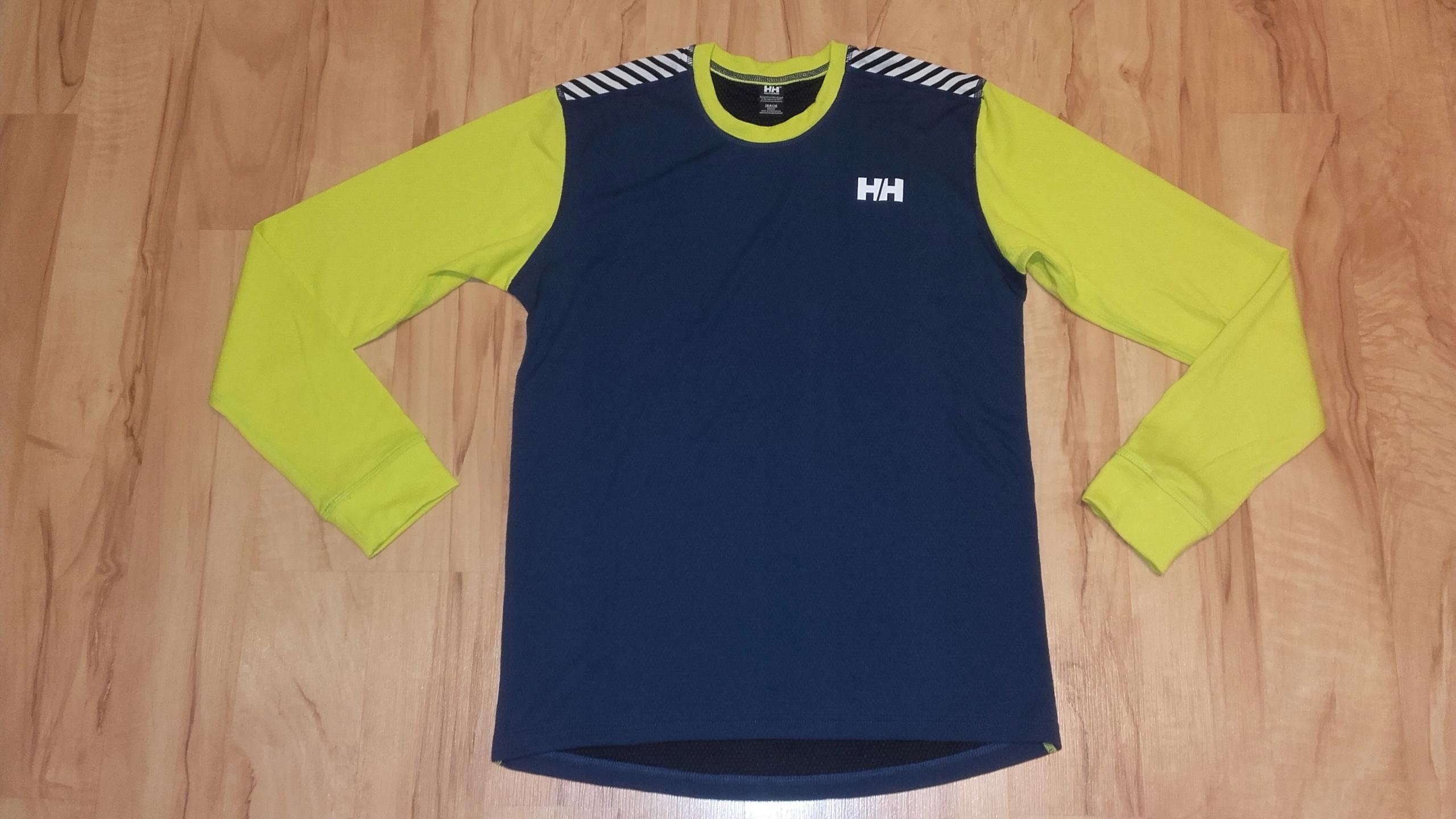 0914f7966 Koszulka termiczna Helly Hansen 14 l 164 cm - 7680546366 - oficjalne ...