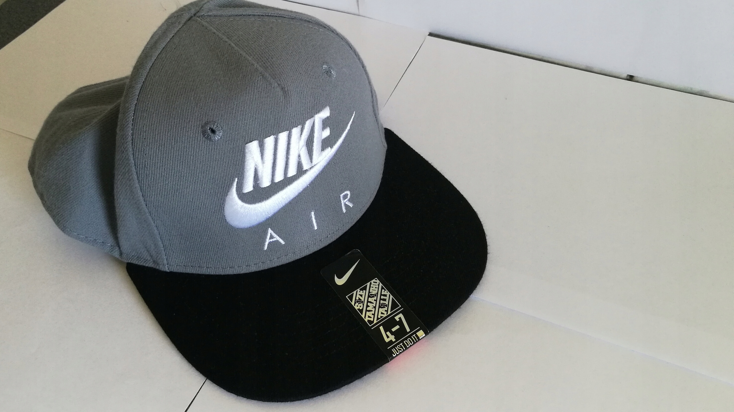 Czapka Nike AIR Snapback Cap. Oryginał.