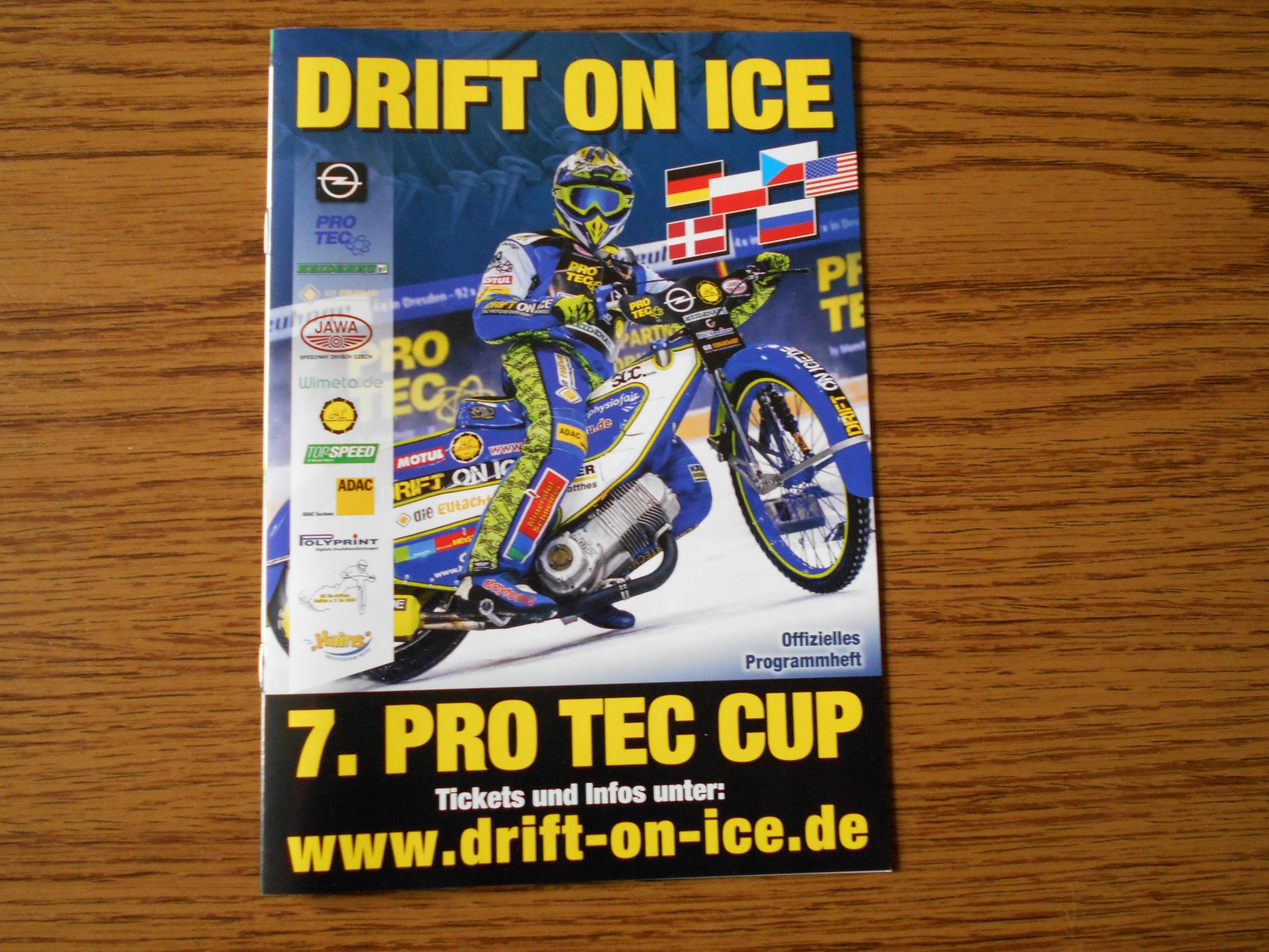 Turniej na lodzie Drift on Ice 2018