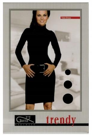 93197d2c13 Sukienka Gatta Tube Dress r - M 38 kolor Czarny - 7232762412 ...