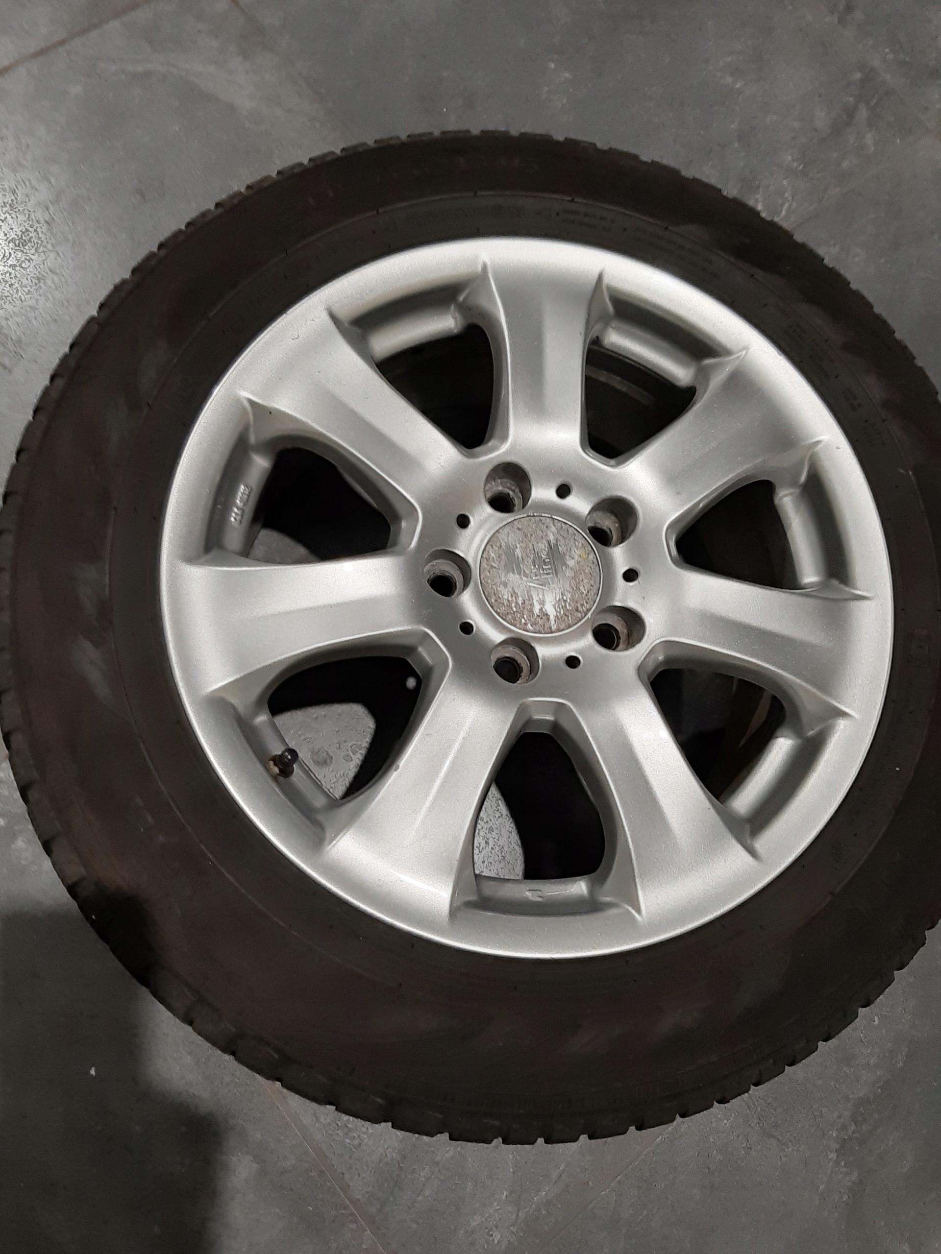 Felgi Alu Opony Zimowe Nokian 20560 R16 Mazda 6 7665617198