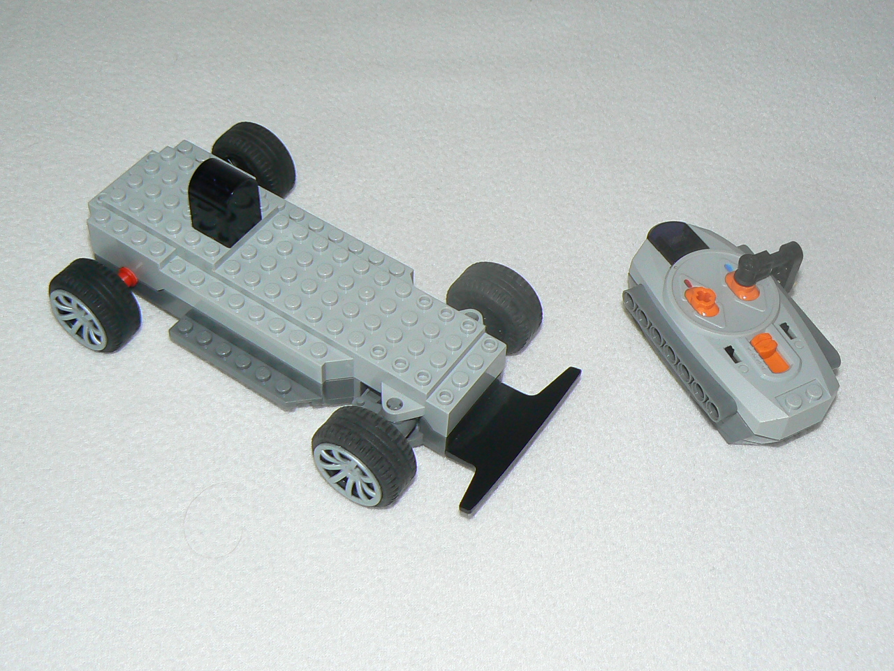 Lego Samochód Zdalnie Sterowany Pilot S 24 7146825140