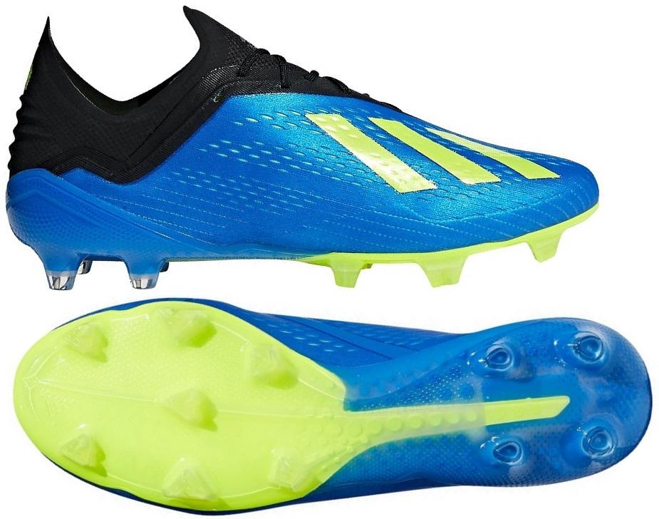 Buty piłkarskie adidas X 18.1 FG CM8365