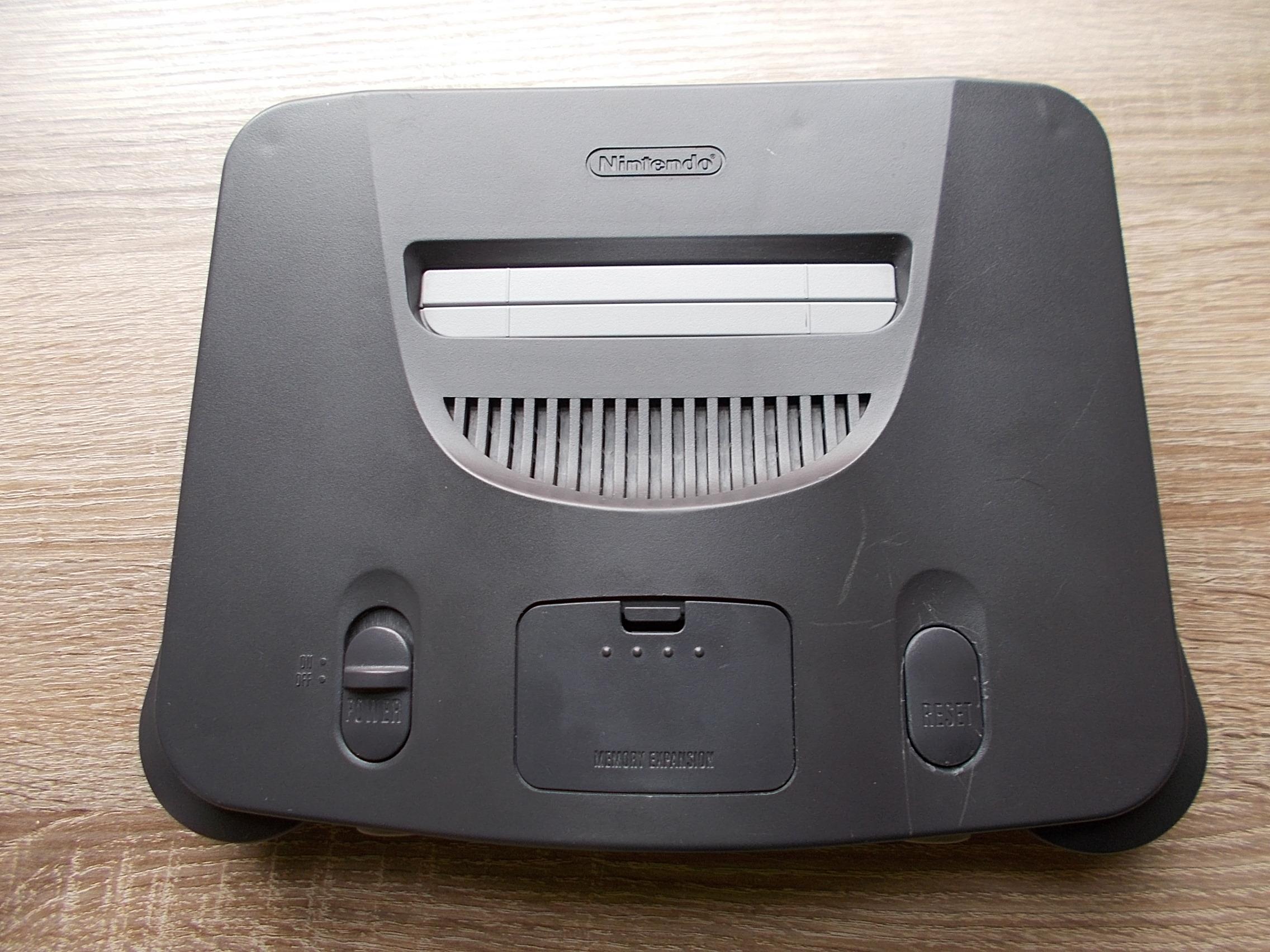 NINTENDO 64 NTSC-USA (2)