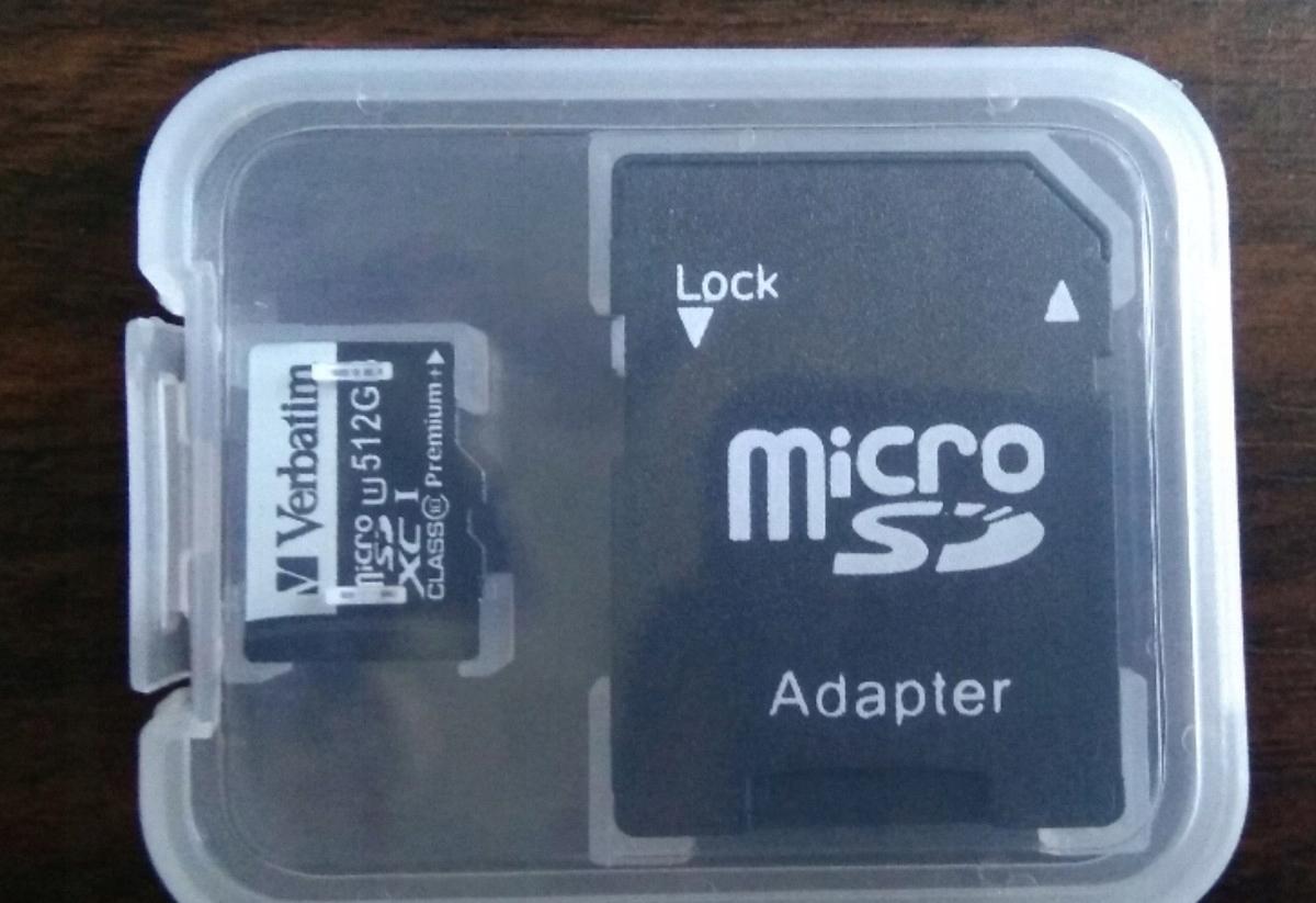 karta Verbatim 512GB micro SDXC Premium - 7494479879 - oficjalne
