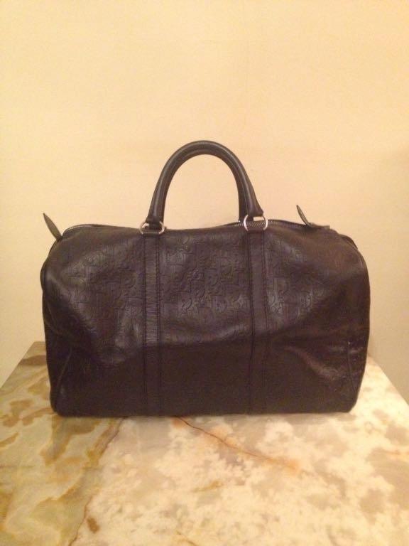 c0cd46d61e308 Oryginalna torebka Christian Dior vintage - 7716517304 - oficjalne ...