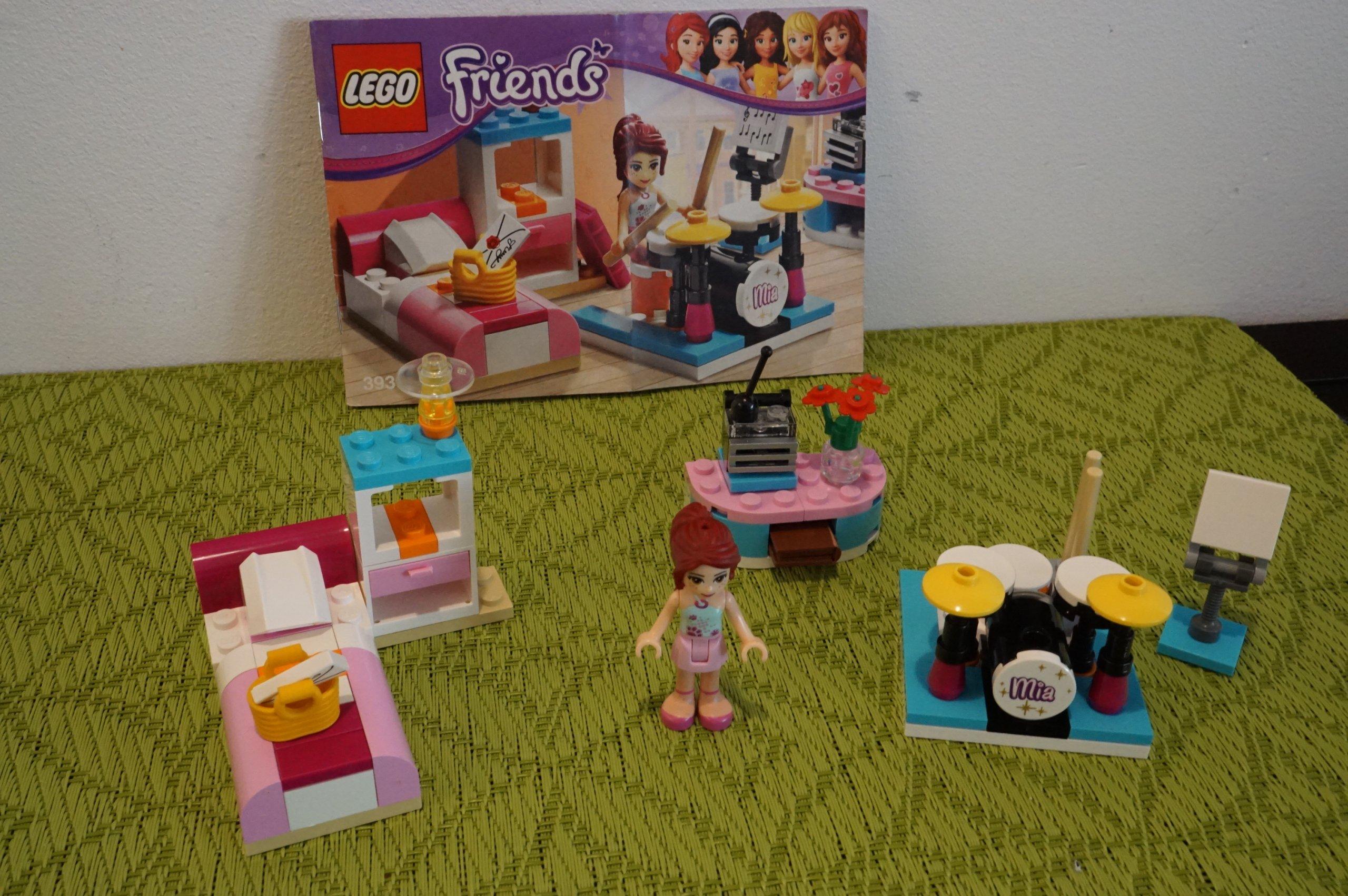 Lego Friends 3939 Pokój Muzyczny Mii 7305068077 Oficjalne