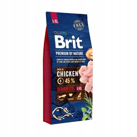 Brit Premium By Nature Senior L/XL 2x15kg