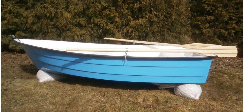 łódź , łódka wędkarska, wędkarstwo, łódka wiosłowa