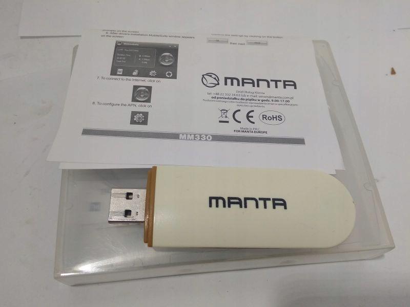 MODEM MANTA MM 330 MODEM