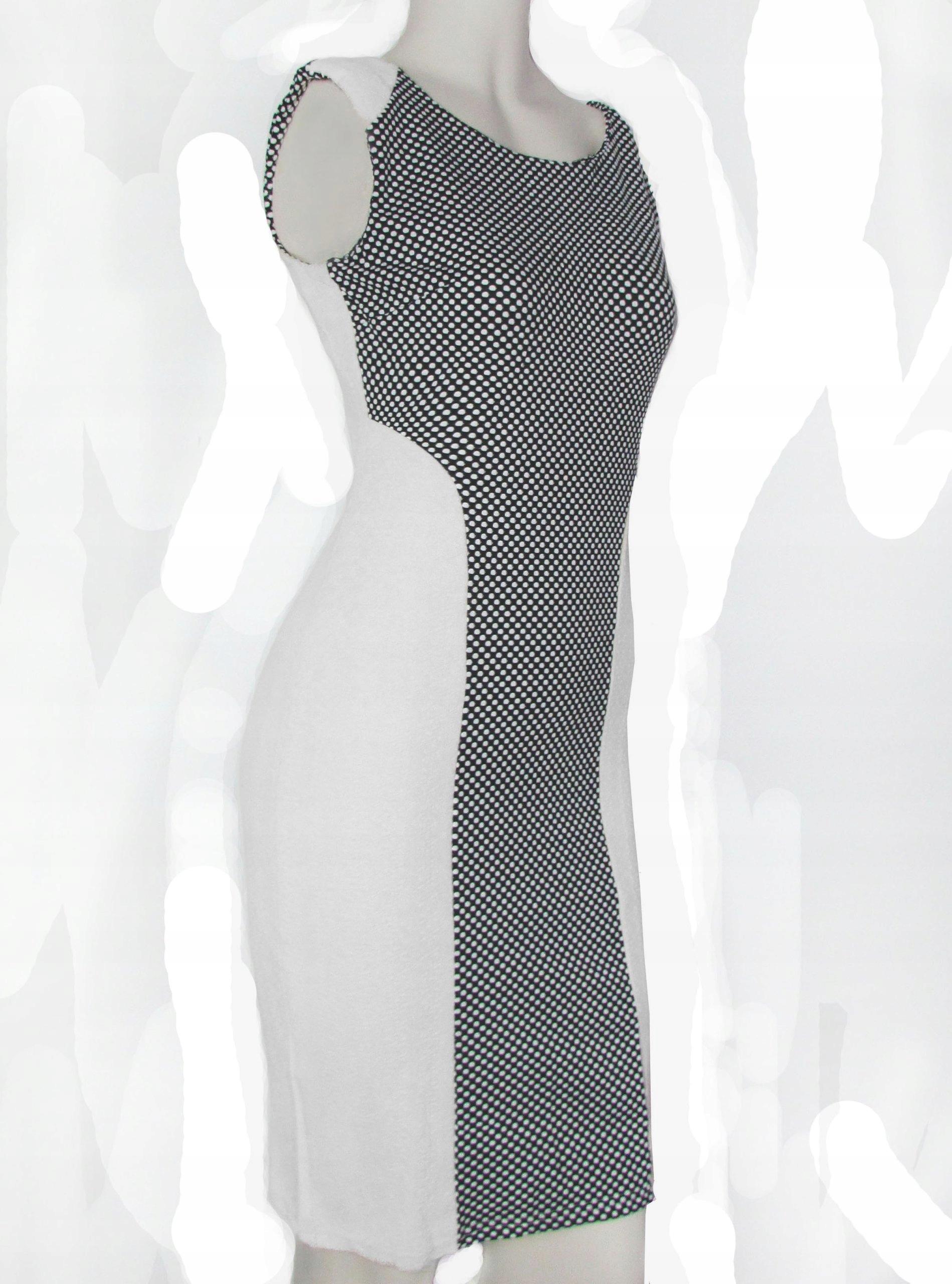 999ec5f976 Ołówkowa sukienka do pracy biura KLASYCZNA zgrabna - 7363591926 - oficjalne  archiwum allegro