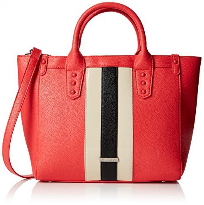 2a2b4de10b459 Bulaggi Women's Bennett Handbag Top-Handle Bag Red - 7169748805 ...