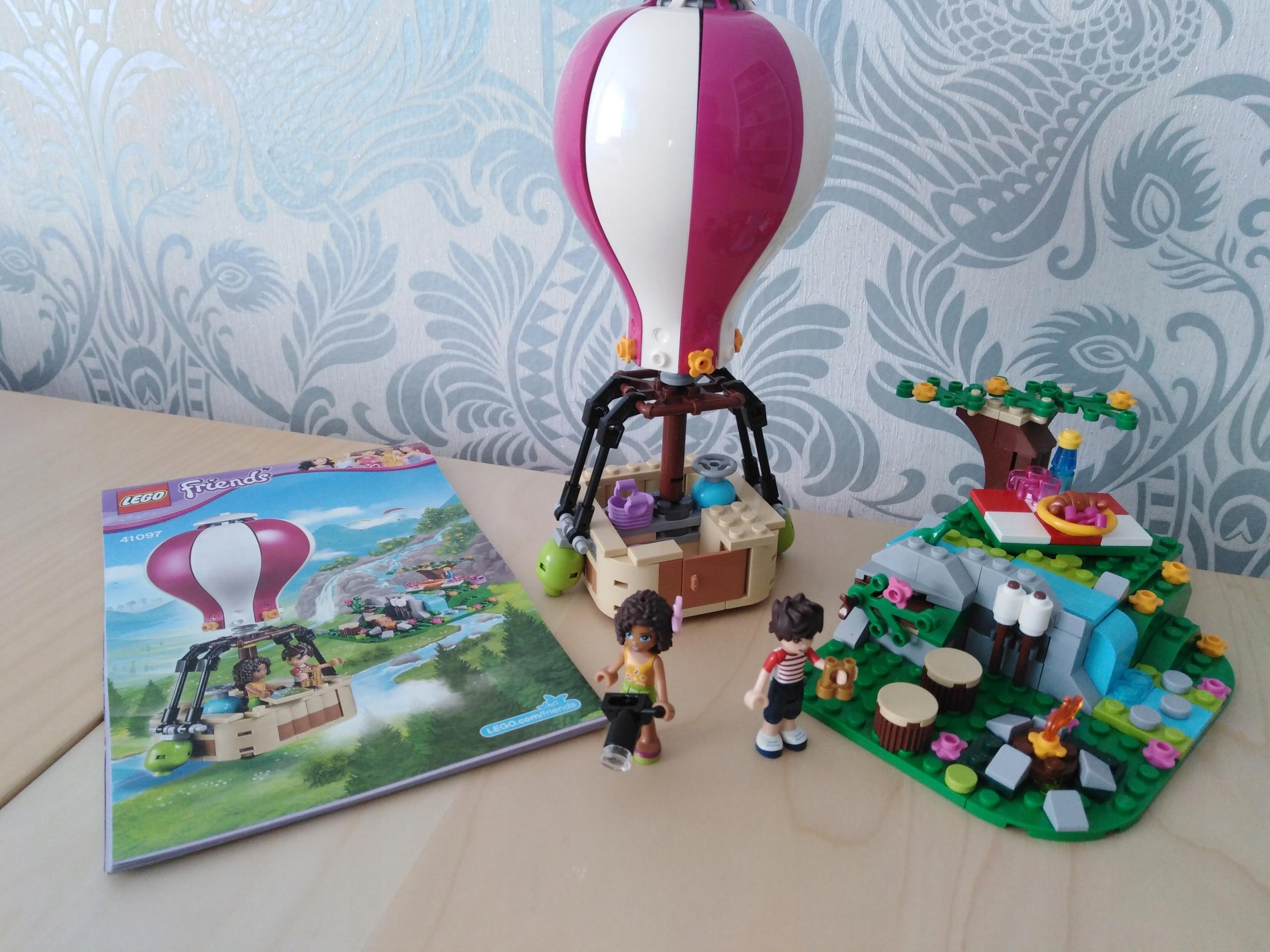 Lego Friends Balon 7646579517 Oficjalne Archiwum Allegro