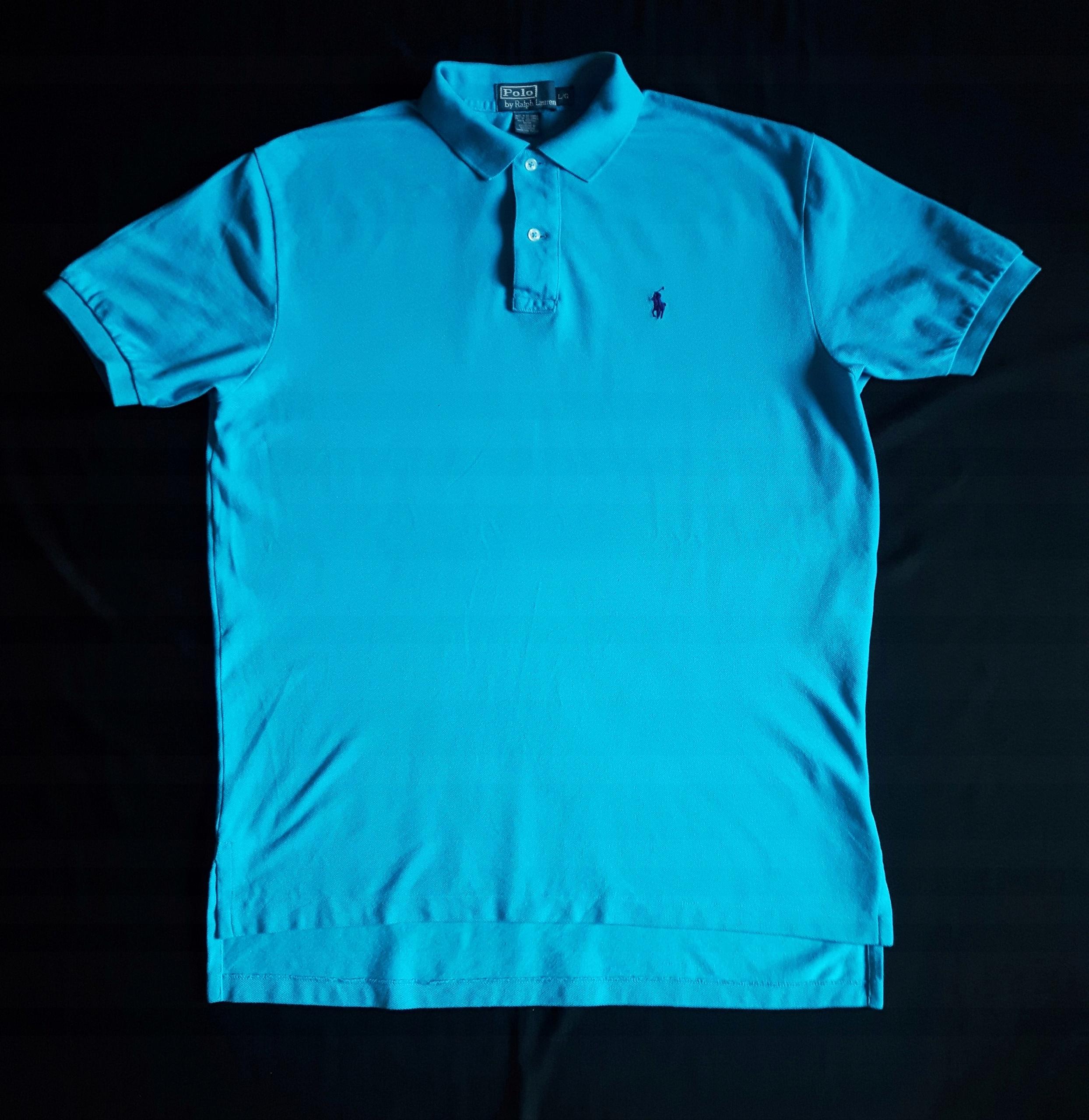 84fe2c98c Ralph Lauren męskie polo rozmiar L - 7507709968 - oficjalne archiwum ...