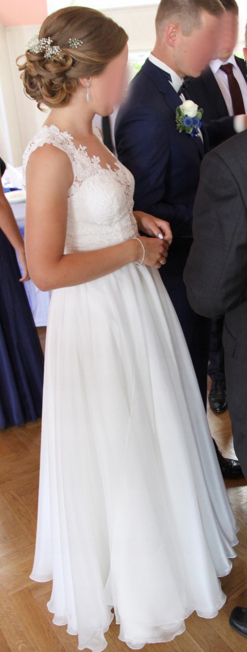 4d819e690b Suknia ślubna Igar Hermiona 7473823995 Oficjalne Archiwum Allegro