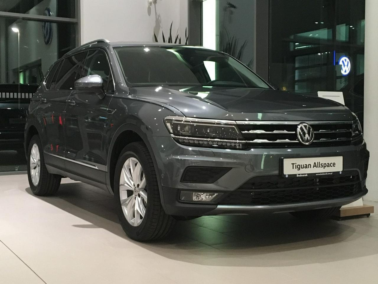 Volkswagen Tiguan Allspace Comfortline 1.4 TSI ACT