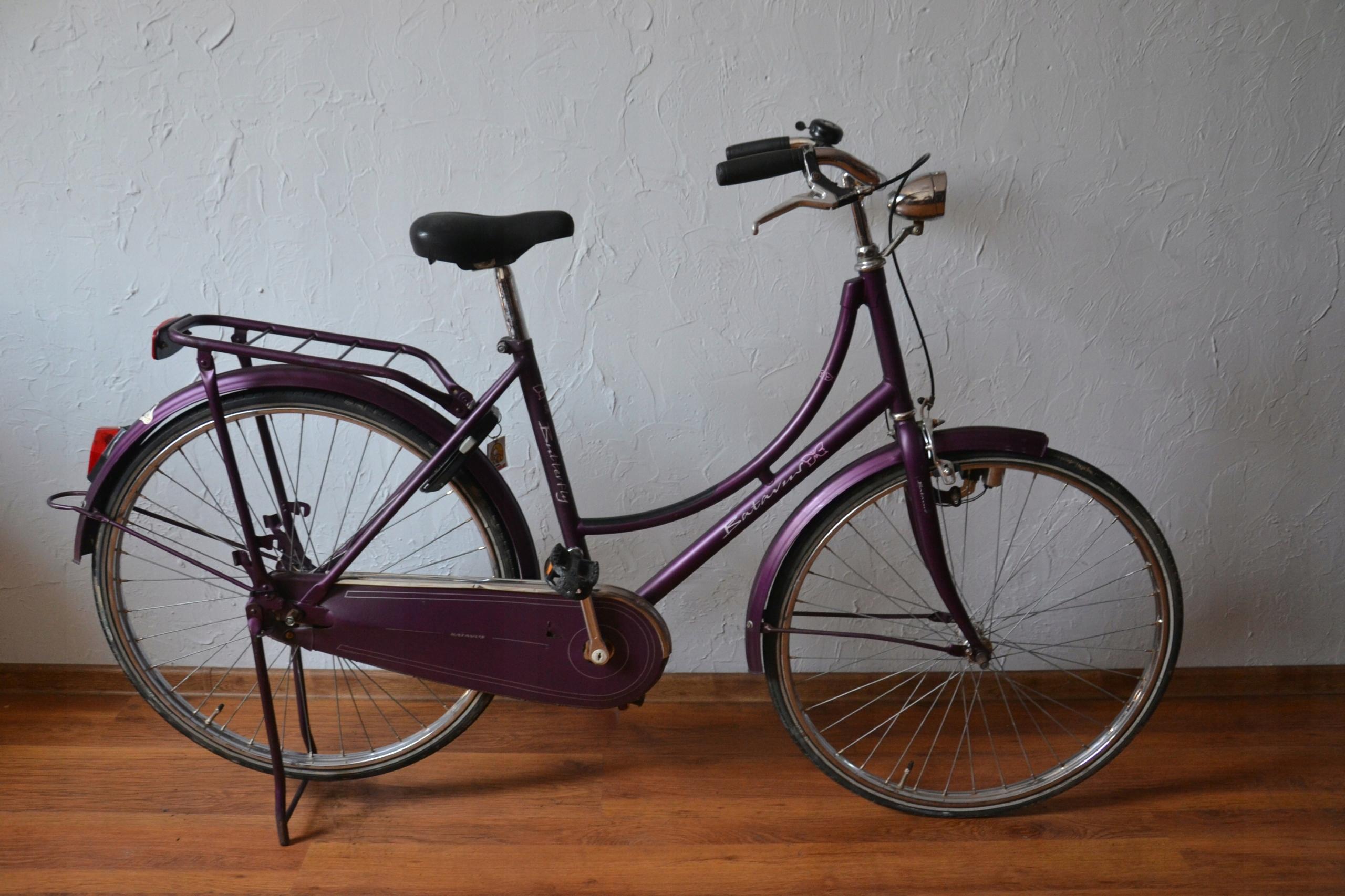 Spiksplinternieuw rower holenderka holenderski BATAVUS BUTTERFLY ! ! - 7574275160 TY-34