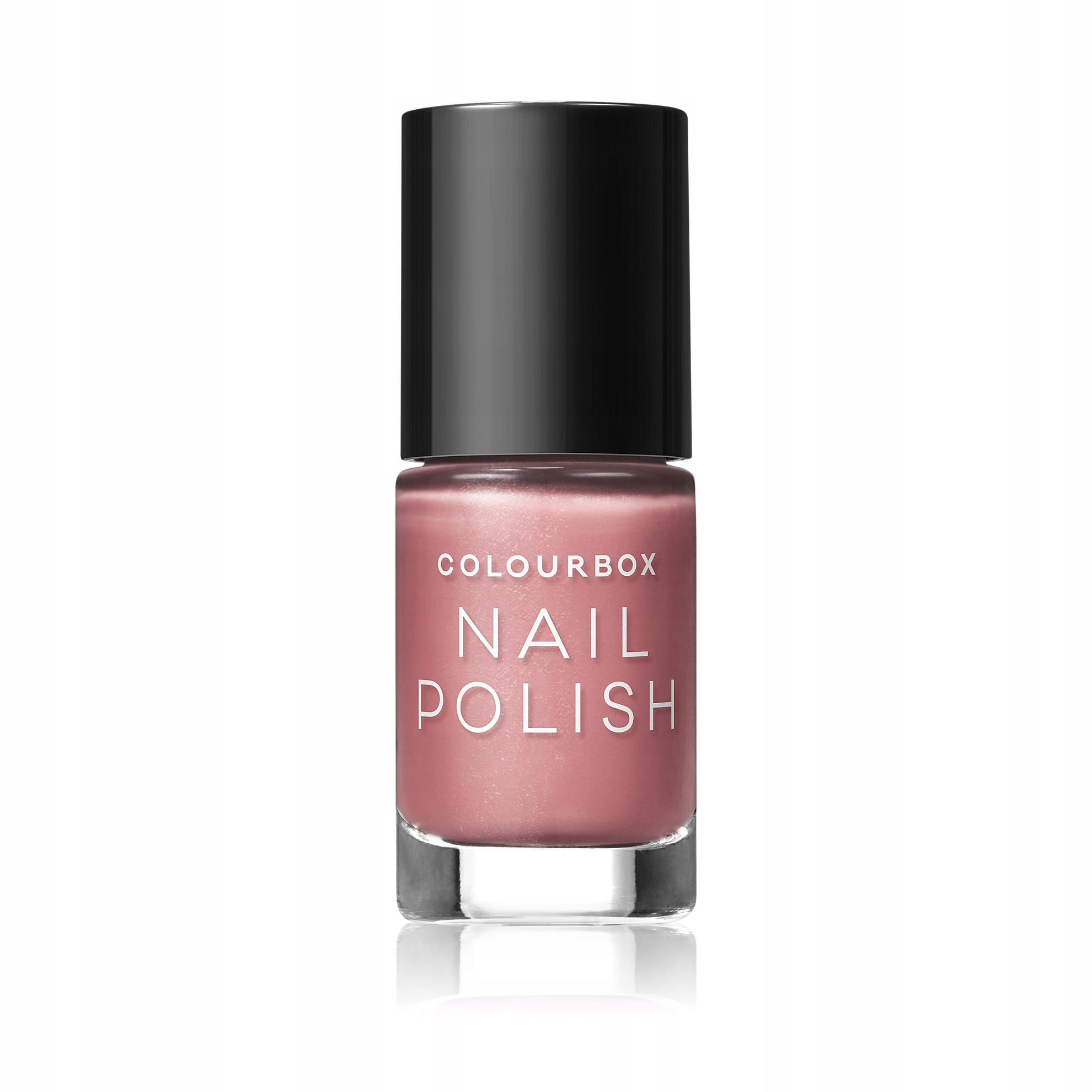 Oriflame Lakier do paznokci Colourbox PEARLY NUDE