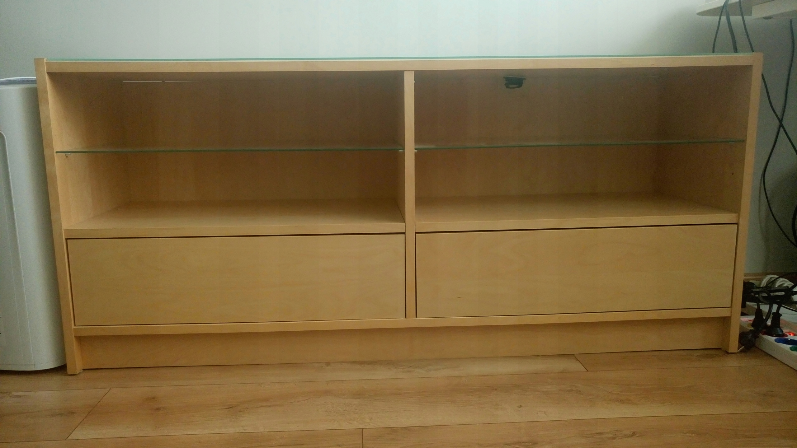 Komoda Szafka Pod Tv Ikea Boksel 7511365327 Oficjalne Archiwum