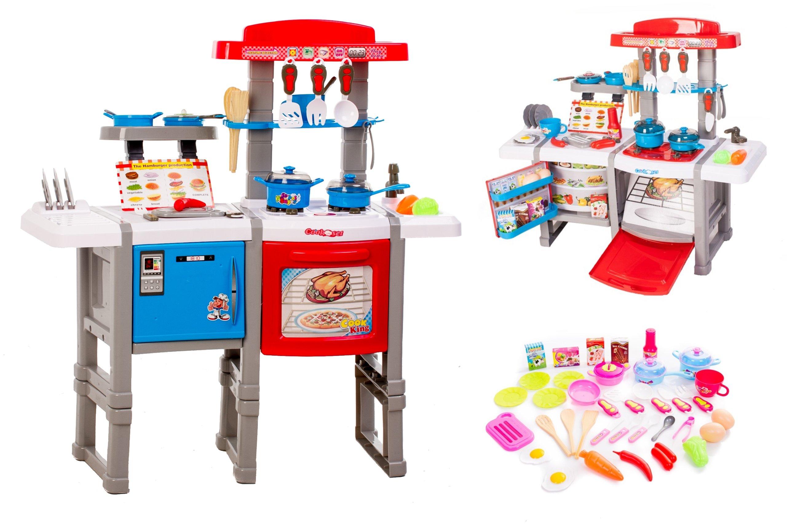 Kuchnia Dla Dzieci Duża Kuchenka Odgłosy Gotowania