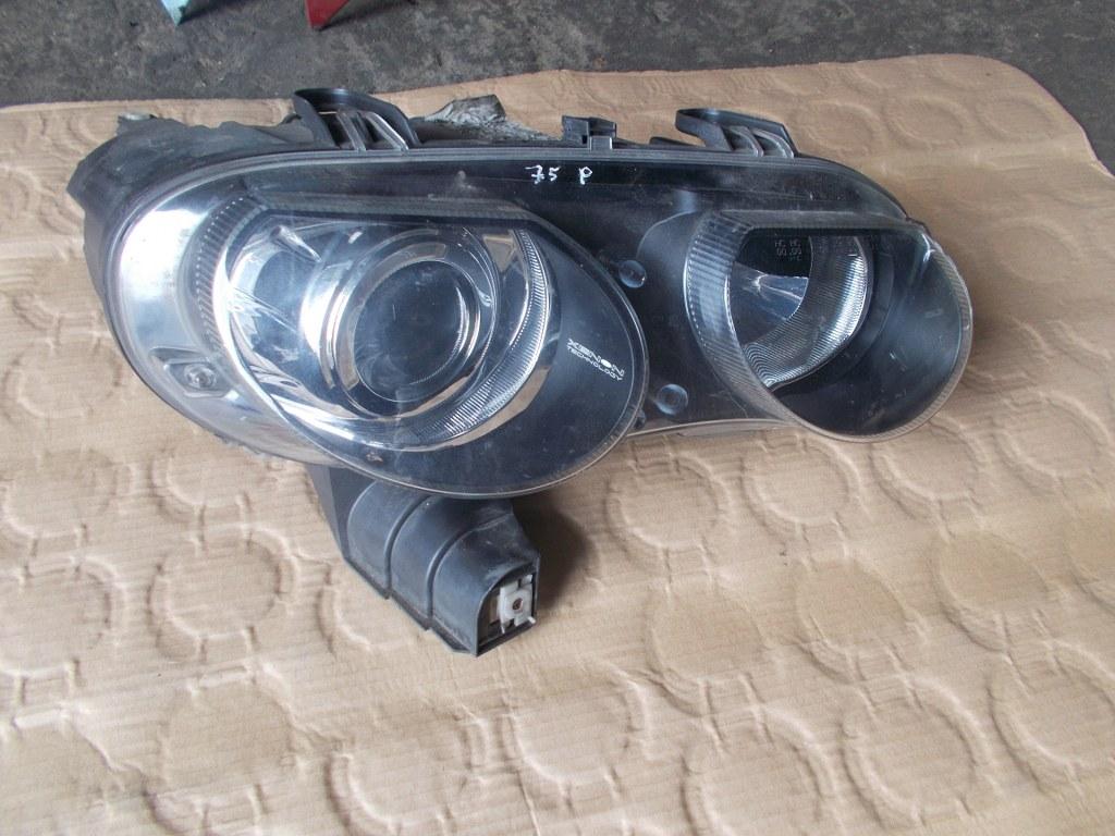 Rover 75 Lampa Przód Przednia Prawa Xenon 7242643356